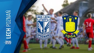 Zapis transmisji: Lech Poznań - Brøndby IF 1:0