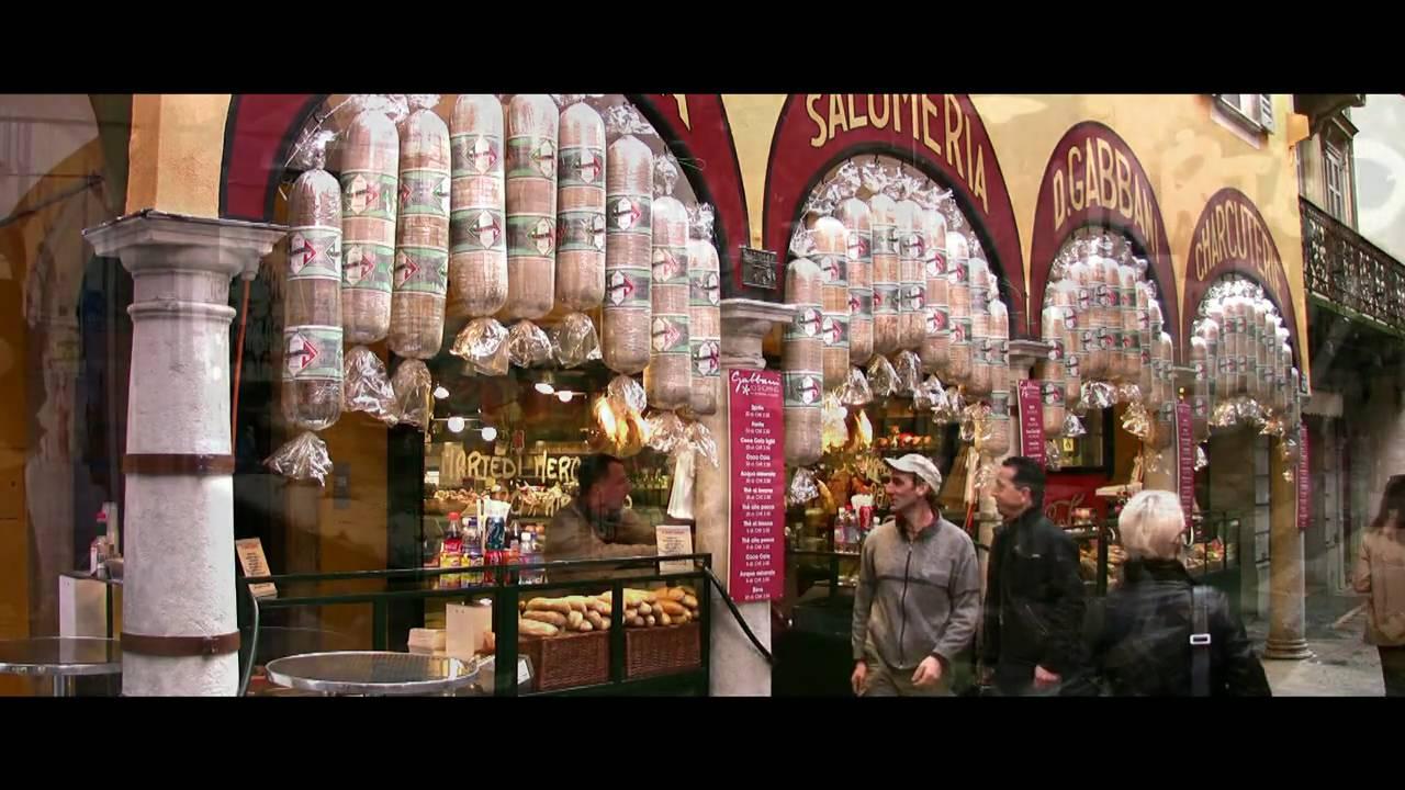 Gabbani a Lugano - Gastronomia