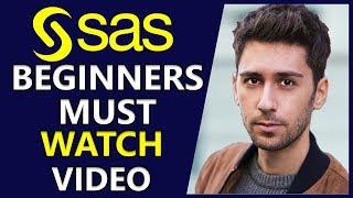 What is SAS | Why SAS So Popular | SAS Job Scope For Freshers| SAS Training Beginners Must Watch👍👌