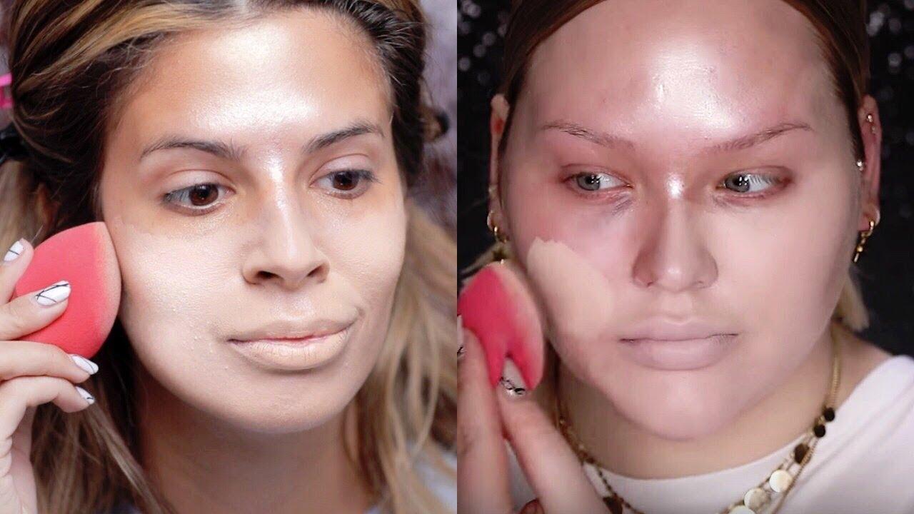 I tried following a nikkie tutorials makeup tutorial youtube i tried following a nikkie tutorials makeup tutorial baditri Choice Image