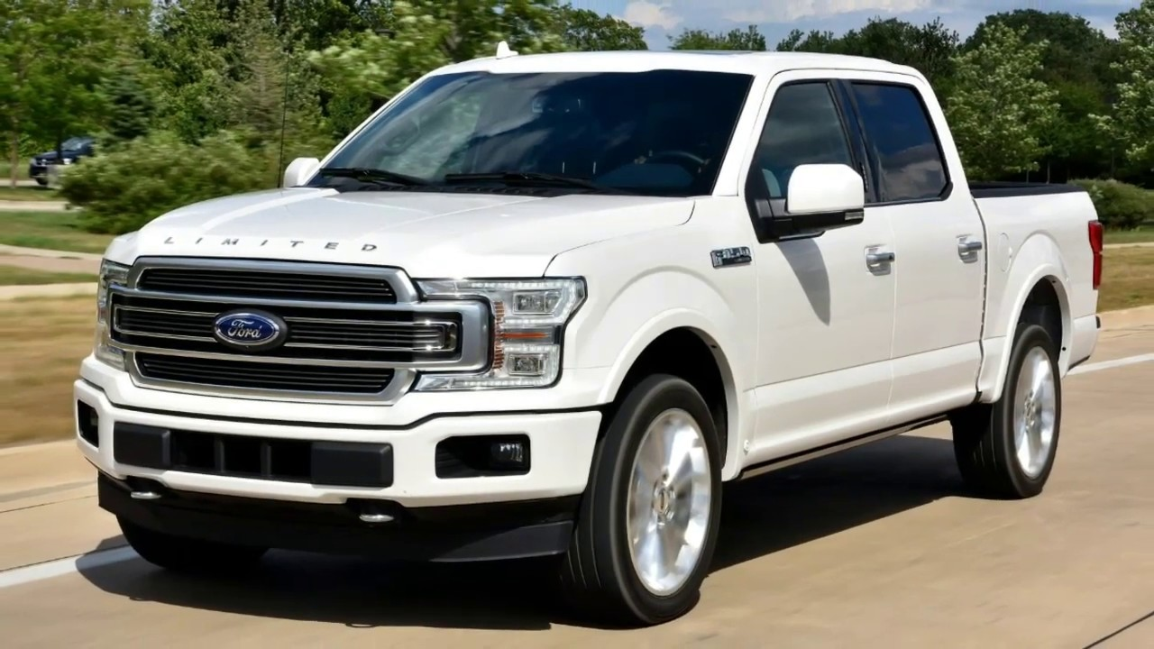 2020 Ford Lobo First Drive