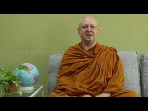 Interview with Ajahn Brahm from Bodhinyana Monastery