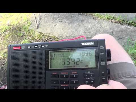 Aero Emergency Heard Live On Tecsun PL 680 DXpedition