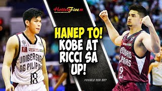 😱 ARUY! PINAKA MALUPIT NA TANDEM TO!  (RICCI RIVERO AND KOBE PARAS JOINED FORCES IN UP)