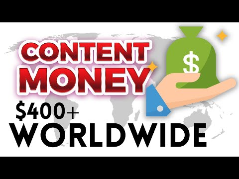 AFFILIATE MARKETING FOR BEGINNERS WITH CONTENT CREATION