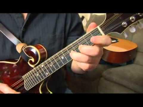 Mandolin Open Position C Scale Tips