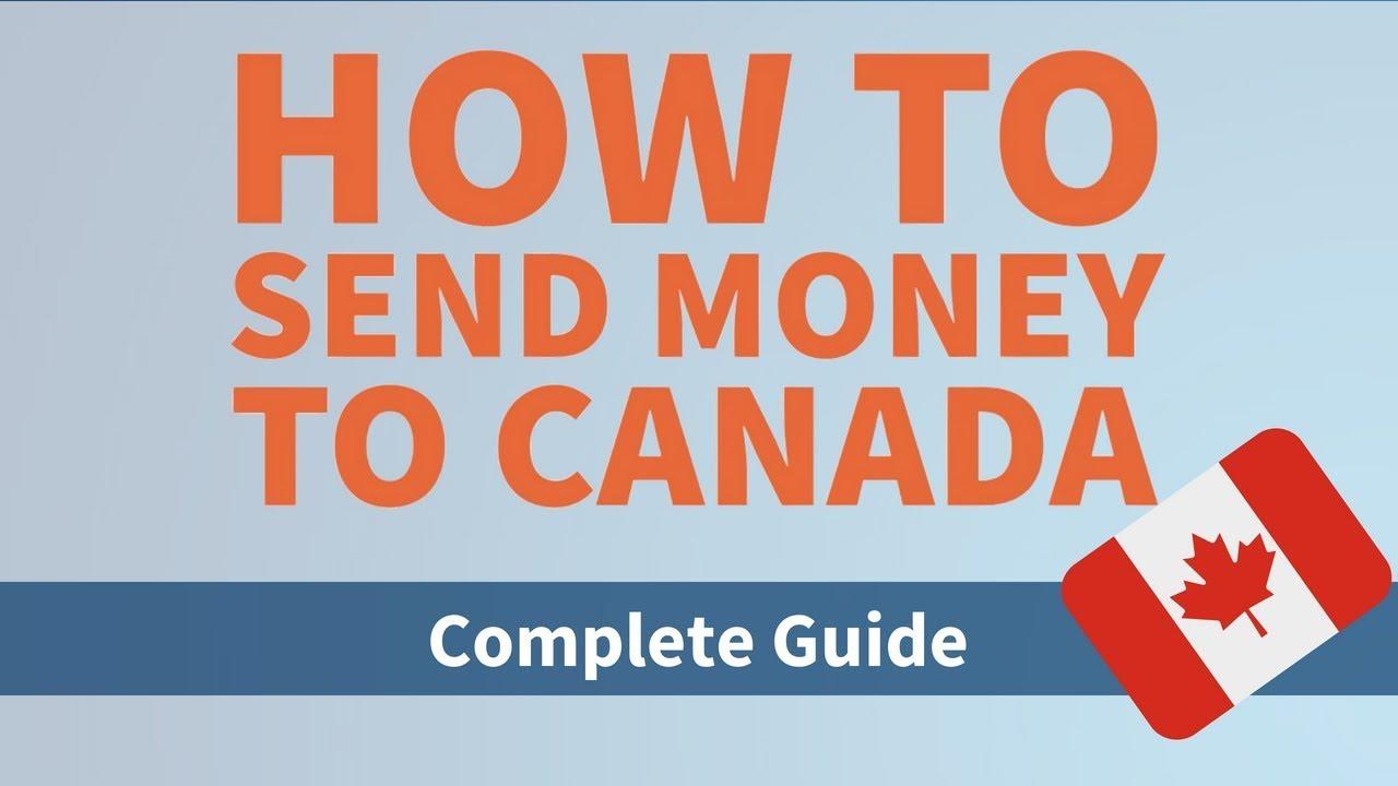 Er Ways To Send Money Canada