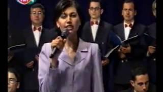 FİLİZ ÖZDEMİR - KÜLTÜR-KUR THM KOROSU (Şef, Mansur Kaymak) - TRT TV. 4