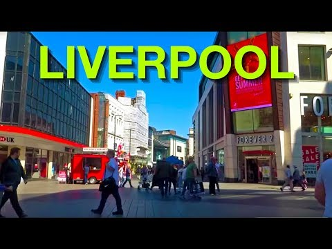 Places To Live In The UK - City Of Liverpool , Merseyside L1  ENGLAND
