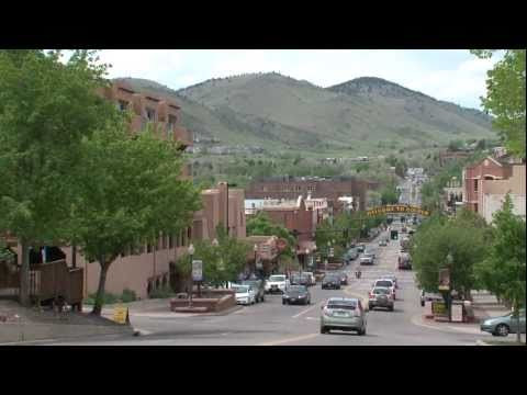 Historic Downtown Golden Colorado