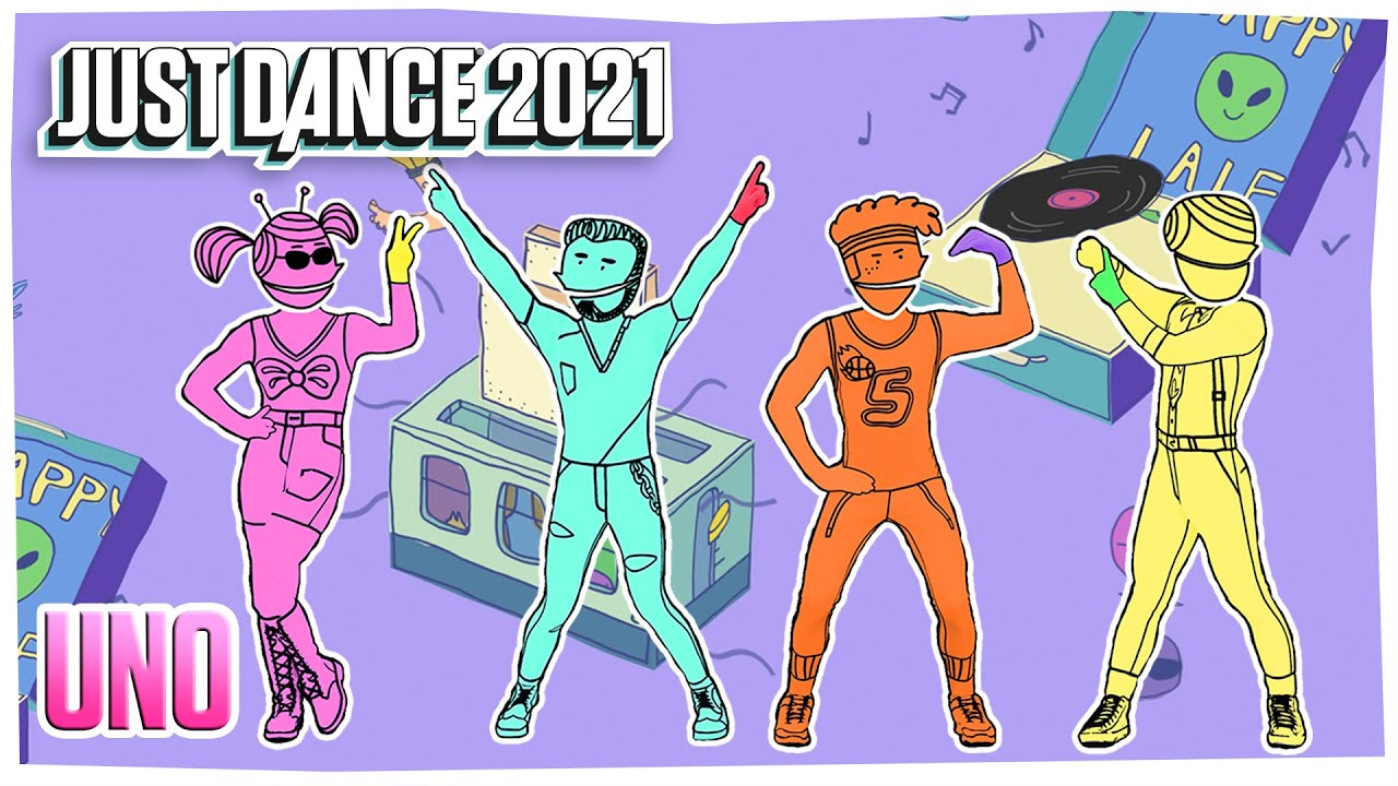 ダンス 2021 ジャスト