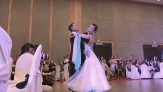Grade A Closed Standard Final | 1st KLDSA DanceSport Championship