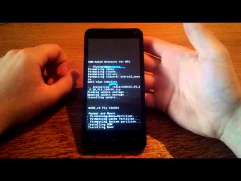 Android system recovery 4