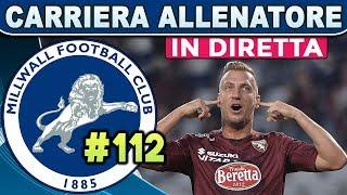 🔴 CALCIOMERCATO PER IL TRIPLETE! [#112] FIFA 19 Carriera Allenatore MILLWALL ★ ULTIMATE