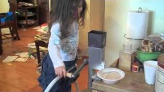 Hand Mill - Whole Wheat Flour Challah