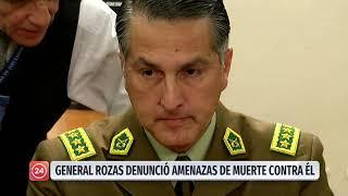 Mario Rozas denuncia que recibió amenazas de muerte en su WhatsApp