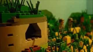WW2 Lego D-Day Brickfilm (6.Juni 1944)