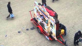 gangnam style street organ