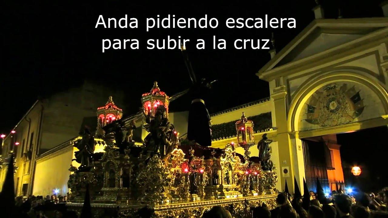 Saeta Al Cristo De Los Gitanos Letra Serrat Y Camarón De La Isla Youtube