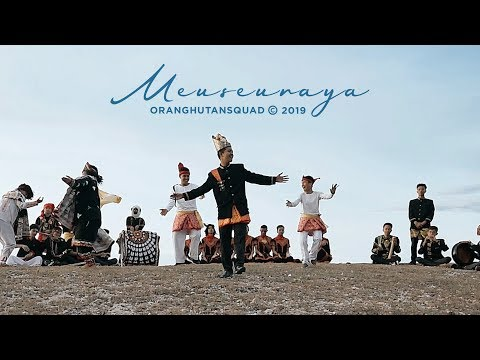 ORANGHUTAN SQUAD - MEUSEURAYA (Official Music Video)