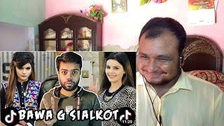 Meet The Loudest Girl On Pakistani TikToK | Silent Girl | Pakistani React | Vella Reaction | 2021