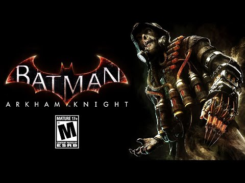 Batman Arkham Knight Rated M for Mature!! |