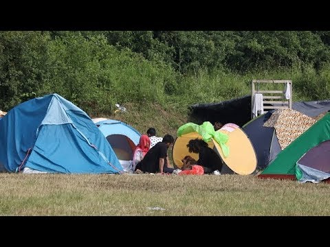 Wave of refugees to Bosnia signals new migrant trail to the European Union