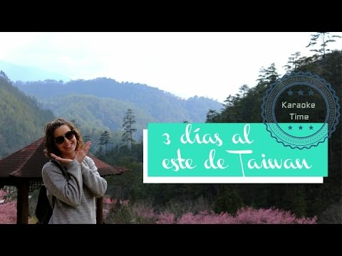 3 días al este de Taiwan - Travel with Glow
