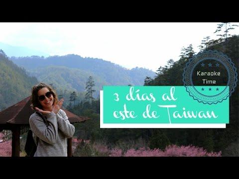3 días al este de Taiwan - Travel with Glow