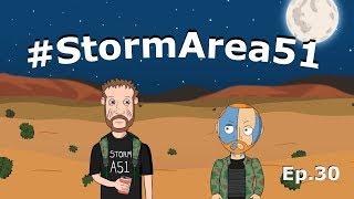 Storm Area 51   The Joe Budden Pocast Cartoon