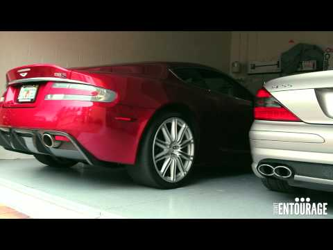 Exhaust Preview Of Aston Martin DBS