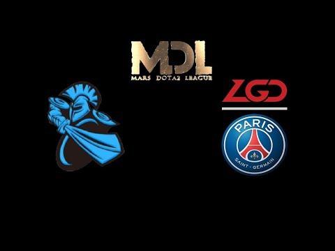 Newbee vs PSG.LGD MDL Changsha Highlights Dota 2