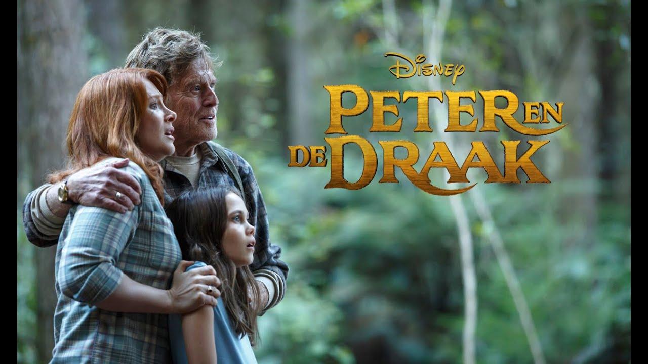 Peter en de Draak | Ondertitelde Teaser Trailer | Disney BE
