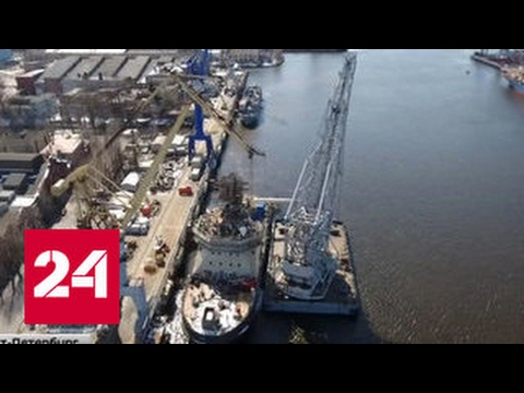 В 2017-м ВМФ России получат 40 новых судов