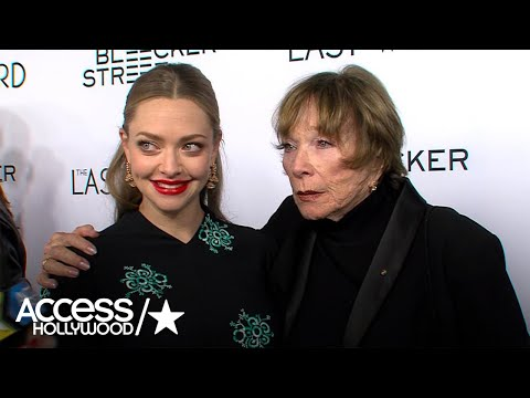 Amanda Seyfried Talks 'The Last Word' & Being Pregnant!