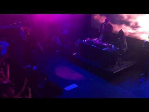 "Post Malone ""boy bands"" live in Denver 9-18-16"
