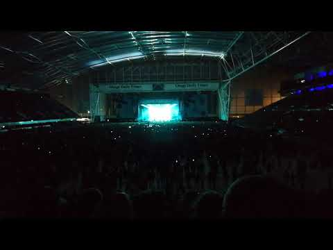 Ed Sheeran's Divide➗ World Tour Live in Dunedin, New Zealand Full Video (Day 2)