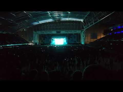 Ed Sheeran's Divide➗ World Tour Live In Dunedin, New Zealand Full Video (Day 2)