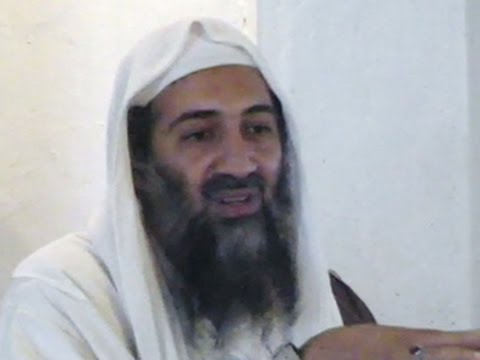 Al-Qaeda releases video of Bin Laden before 9/11