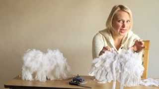 Do-It-Yourself Angel Wings