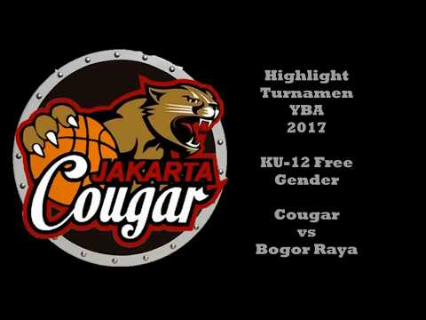 YBA 2017 KU 12 Mix vs Bogor Raya