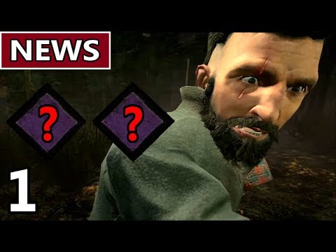 Two New Killer Perks! New Content! - Ep.1 DBD NEWS