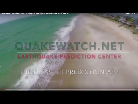 Forecasting Earthquakes, S0 News & Disaster Prediction APP