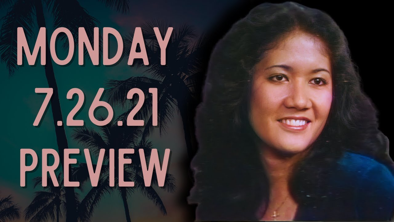 7.26.21 Preview (The Unsolved Case of Lisa Au)