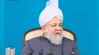 Friday Sermon 14 February 2003.