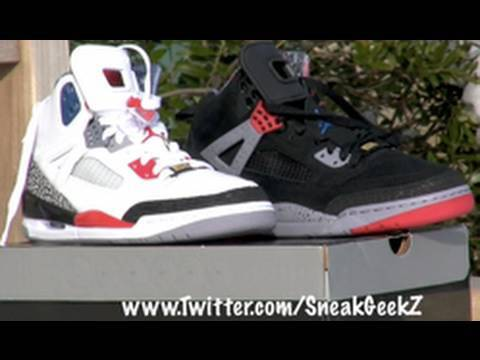 Nike Air Jordan Spizike Fresh Since 1985 SneakGeekZ   129 - YouTube 761de8f049