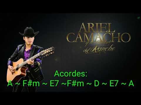 Hermosa Experiencia, Ariel Camacho, Letra Y Acordes, Tutorial