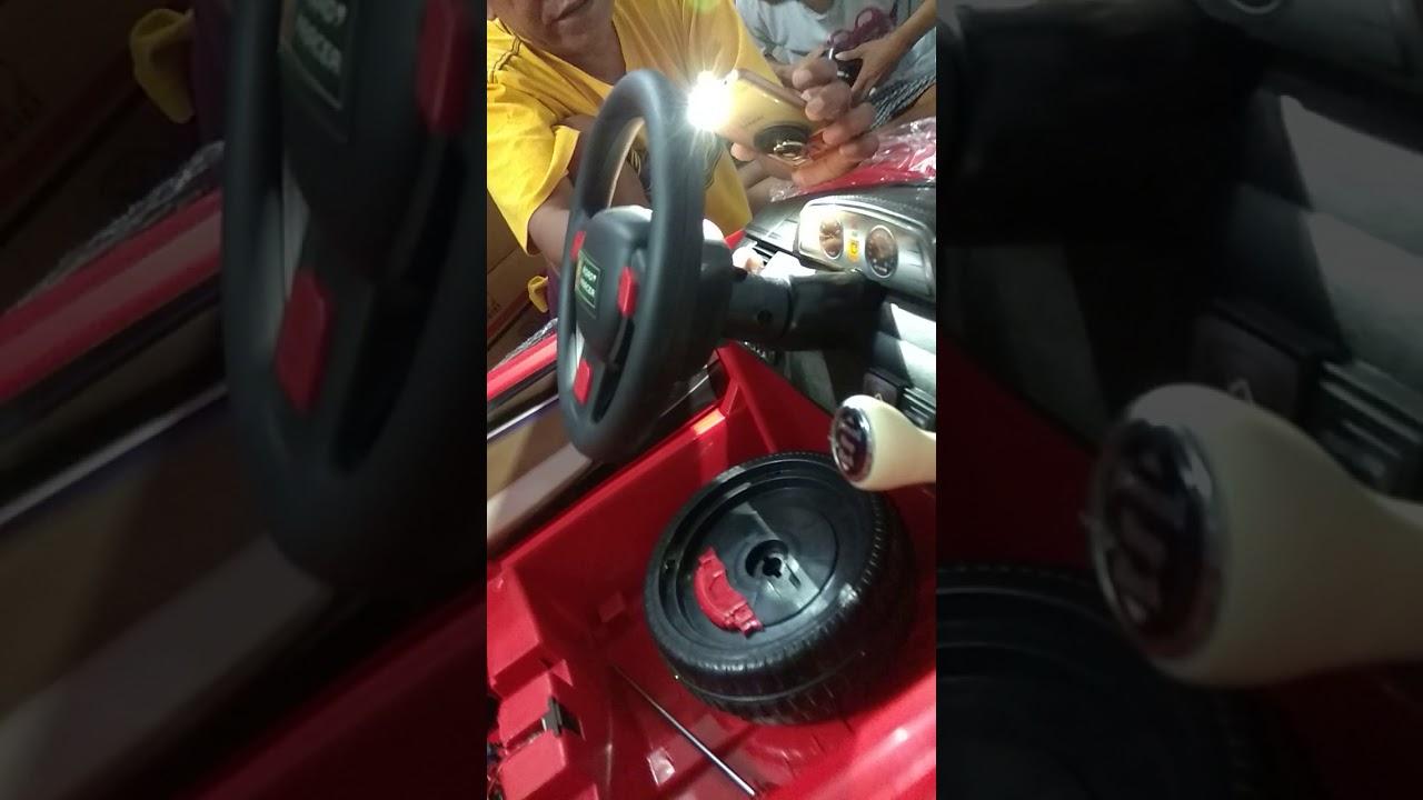 Cara Pemasangan Mobil Aki Pmb 8188 Youtube