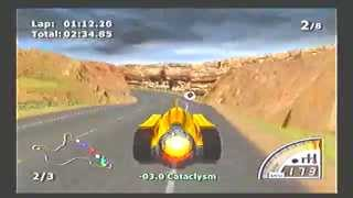 Rumble Racing PS2: Outer Limits