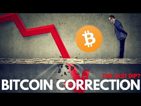 Bitcoin Correction, The Last Dip? Binance, McAfee Crypto – Cryptocurrency News